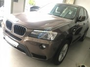 Bán BMW X4 2012, đăng ký 2013, màu cà phê, xe đẹp nội thất như mới, đề star/stop, bao kiểm tra hãng giá 1 tỷ 125 tr tại Tp.HCM