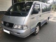 Cần thanh lí chiếc Mercedes MB100 2003 số sàn máy xăng 9 chỗ ngồi giá 183 triệu tại Tp.HCM