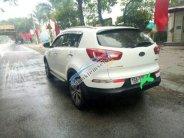 Cần bán lại xe Kia Sportage AT sản xuất năm 2012, màu trắng giá 650 triệu tại Hải Phòng