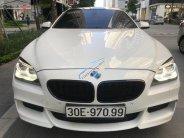 Bán BMW 6 Series 640 năm sản xuất 2012, màu trắng, xe nhập giá 2 tỷ 350 tr tại Hà Nội