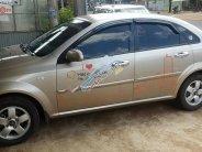 Gia đình bán Daewoo Lacetti EX đời 2011, màu vàng giá 235 triệu tại Kon Tum