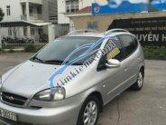 Cần bán lại xe Chevrolet Vivant đời 2011, màu bạc số tự động giá 240 triệu tại Hà Nội