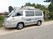 Cần bán xe Mercedes MB100 loại 9 chỗ ngồi, đời 2004 màu bạc giá 187 triệu tại Tp.HCM