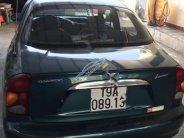 Cần bán Daewoo Lanos SX năm sản xuất 2003, màu xanh  giá 85 triệu tại Hòa Bình