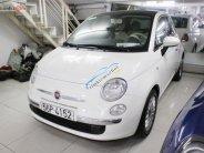 Bán Fiat 500 1.2 AT đời 2009, màu trắng, nhập khẩu số tự động, giá chỉ 580 triệu giá 580 triệu tại Tp.HCM