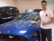 Cần bán Ford Mustang 2.3 AT đời 2018, màu xanh lam, xe nhập giá 2 tỷ 777 tr tại Hà Nội