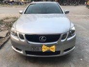 Cần bán xe Lexus GS350 AT đời 2005, màu bạc, xe nhập, như mới giá 590 triệu tại Hà Nội