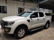 Dư sài bán Ford Ranger 2014 số sàn máy dầu, màu trắng, 2 cầu điện giá 487 triệu tại Tp.HCM