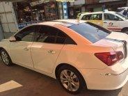 Cần bán xe Chevrolet Cruze Ltz 2015 tự động, màu trắng phom mới giá 483 triệu tại Tp.HCM