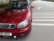 Bán Daewoo Lanos SX đời 2003, màu đỏ, giá tốt giá 59 triệu tại Bắc Ninh