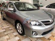 Cần bán gấp Toyota Corolla altis năm sản xuất 2011, màu xám giá 585 triệu tại Khánh Hòa