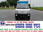 Xe nhỏ Dongben 770kg đời mới  Giá xe tải Dongben dưới 1 tấn bao nhiêu?  giá 180 triệu tại Tp.HCM