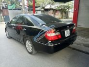 Bán xe Toyota Camry sản xuất năm 2003, màu đen, giá 325tr giá 325 triệu tại Hải Phòng