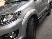 bán em xe Fortuner xăng 2015 số tự động, màu bạc mâm đen zin nguyên con giá 787 triệu tại Tp.HCM