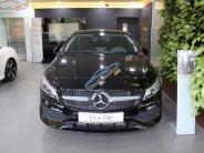 Bán Mercedes CLA 250 4Matic 2018, màu đen, nhập khẩu giá 1 tỷ 949 tr tại Tp.HCM