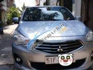 Cần bán lại xe Mitsubishi Attrage 2015, màu bạc, giá 405tr giá 405 triệu tại Tp.HCM