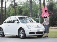 Bán ô tô Volkswagen New Beetle đời 2010, màu trắng, nhập khẩu nguyên chiếc chính chủ giá 570 triệu tại Hà Nội