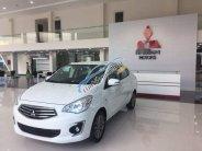Cần bán Mitsubishi Attrage đời 2018, màu trắng, nhập khẩu, 375.5 triệu giá 376 triệu tại Quảng Trị