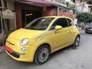 Bán ô tô Fiat 500 sản xuất năm 2011, màu vàng, nhập khẩu nguyên chiếc, còn mới giá 425 triệu tại Hà Nội