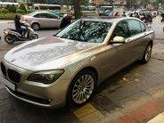 Cần đổi xe bán BMW 750LI vàng cát, nhập Mỹ 2011, full option giá 1 tỷ 190 tr tại Tp.HCM