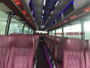 Xe khách Tracomeco Universe Xpress 2018 K47 chỗ --- Động cơ WEICHAI thế hệ mới giá 2 tỷ 580 tr tại Hà Nội