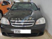 Cần bán Chevrolet Lacetti năm sản xuất 2014, màu đen số sàn giá 340 triệu tại Hà Nội