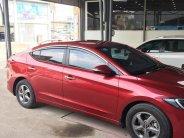Cần bán xe Hyundai Elantra 2017 đăng kí 2018 số sàn màu đỏ giá 487 triệu tại Tp.HCM