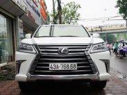Cần bán xe Lexus LX 570 đời 2017, màu trắng, nhập khẩu nguyên chiếc Trung Đông: LH E Hương 0945392468 giá 7 tỷ 300 tr tại Hà Nội