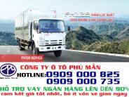 Xe tải Isuzu Vĩnh Phát 8T2 thùng dài 7m1 giá siêu rẻ|xe tải Isuzu giá rẻ nhất  giá 700 triệu tại Tp.HCM