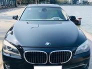 Em bán xe BMW 750Li đời 2010 màu đen lịch lãm, nội thất kem sang trọng giá 1 tỷ 190 tr tại Tp.HCM