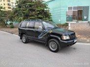 Cần bán Isuzu Trooper LX sản xuất 2002, màu đen, nhập khẩu nguyên chiếc giá 98 triệu tại Hà Nội