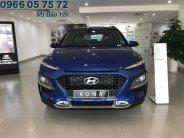 Cần bán xe Hyundai KONA, màu xanh dương, hỗ trợ vay 85% giá xe, xe giao giá 680 triệu tại Tp.HCM