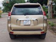 Bán Toyota Prado TXL 2.7L sản xuất 2011, màu vàng, nhập khẩu nguyên chiếc giá 1 tỷ 200 tr tại Thái Nguyên