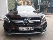 Bán Mercedes GLA45 AMG 4Matic Turbo 2018, màu nâu, nhập khẩu nguyên chiếc giá 1 tỷ 680 tr tại Hà Nội