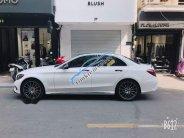 Bán xe C300 AMG 245HP màu trắng, nội thất đỏ, ĐK 2018 giá 10 triệu tại Tp.HCM