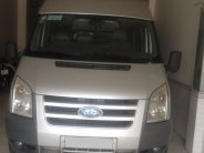 Cần bán xe Ford Transit 2010 máy dầu, số sàn, 16 chỗ ngồi, màu bạc bstp giá 337 triệu tại Tp.HCM