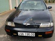 Gia đình bán Nissan Bluebird SSS 2.0 đời 1993, màu đen, nhập khẩu giá 100 triệu tại Lâm Đồng