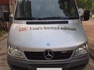 Cần bán gấp Mercedes 313 đời 2010, màu bạc giá 387 triệu tại Tp.HCM