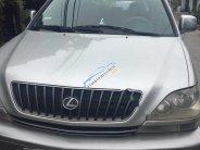 Bán Lexus RX 300 đời 2000, màu bạc, nhập khẩu   giá 345 triệu tại Tp.HCM
