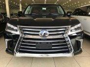 Bán xe Lexus LX 570 Luxury xuất, đời 2019, màu đen giao ngay giá 9 tỷ 180 tr tại Hà Nội