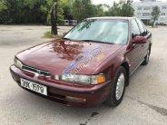 Bán Honda Accord 2.2 LX sản xuất năm 1990, màu đỏ, nhập khẩu, 95 triệu giá 95 triệu tại Hà Nội