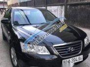 Bán ô tô Hyundai Sonata 2.0 đời 2009, màu đen số sàn giá 355 triệu tại Tp.HCM