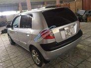 Cần bán xe Hyundai Getz 2009, màu bạc, xe nhập, xe gia đình giá 195 triệu tại BR-Vũng Tàu