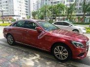 Cần bán lại xe Mercedes-Benz C200 năm 2016 màu đỏ, 1 tỷ 250 triệu giá 1 tỷ 250 tr tại Hà Nội