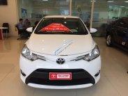 Bán Toyota Vios E năm sản xuất 2018, màu trắng, hỗ trợ trả góp 75% giá 540 triệu tại Hà Nội