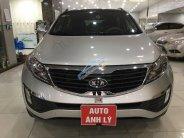 Cần bán lại xe Kia Sportage đời 2010, màu bạc, nhập khẩu giá 450 triệu tại Phú Thọ