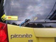 Cần bán xe Kia Picanto 2007, màu vàng, nhập khẩu nguyên chiếc  giá 198 triệu tại Tp.HCM