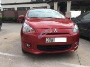 Cần bán Mirage 2014 AT, màu đỏ giá 345 triệu tại Hà Nội