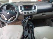 Cần bán lại xe Mitsubishi Triton sản xuất năm 2009, màu bạc, nhập khẩu nguyên chiếc giá 295 triệu tại Thái Nguyên