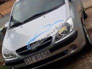 Cần bán lại xe Hyundai Getz đời 2010, màu bạc, nhập khẩu   giá 198 triệu tại Bình Phước